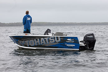 Boating scene best boating store adelaide for Best way to store an outboard motor